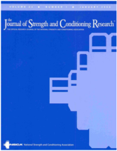 Journal of strength